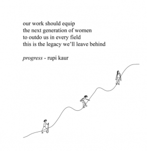 The Sun and Her Flowers by Rupi Kaur - Shine 4 Women